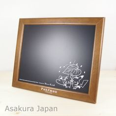 Pokemon Center Original Pokémon Little Tales Pikachu Blackboard with White pen
