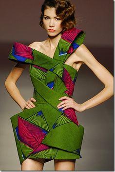 origami moda - Buscar con Google