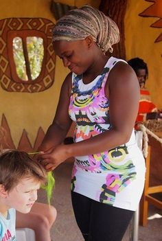 Werribee Open Range Zoo Rhythm of Africa happens every Saturday evening during Jan and Feb