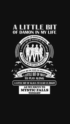 The Vampire Diaries wallpaper The Vampire Diaries, Vampire Diaries Wallpaper, Vampire Diaries The Originals, Damon Salvatore, Paul Wesley, Tvd Quotes, Vampire Quotes, Kol Mikaelson, Vampire Daries