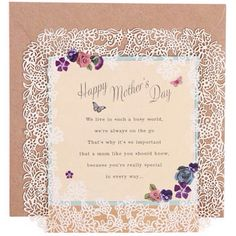 Paperchase, Mother's Day inspiration