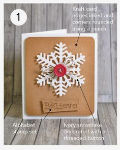 Crafting ideas from Sizzix UK: The Magnificent Seven