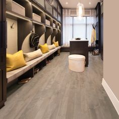 Yellow Birch Rio, hardwood flooring from Mirage Floors available from Wellman General Contracting