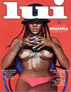 Rihanna in Lui Magazine http://bit.ly/1u3fpi2