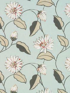 Giverny wallpaper by Nina Campbell