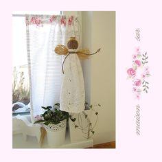 sar-bydlení, dekorace: Andělka