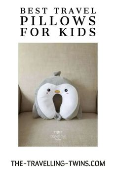 The best travel pillow for kids (2021 reviews) – The Travelling Twins Kids Travel Pillows, Kids Pillows, Leg Pillow, Travel General, Neck Pillow Travel, Toddler Backpack, Travel With Kids, Cool Kids, Memory Foam