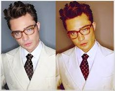 Chuck and Blair. Blair and Chuck on we heart it / visual bookmark on imgfave Ed Westwick, Chuck Bass, Well Dressed Men, Gossip Girl, Vintage Fashion, Vintage Style, Gentleman, Tv Shows, Celebs