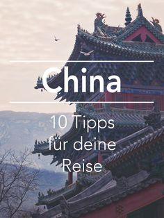 10 Insider-Tipps für deine Chinareise | Photo by Ina Jaeckel   #china #travel #chinareise #tipps