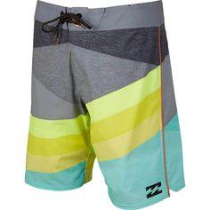 Billabong Boys Slice X Boardshorts Mens Boardshorts, Stretch Shorts, Recycled Fabric, Billabong, Stretch Fabric, Oakley, Man Shop, Swimwear, Style