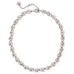 """Martha necklace - perhaps the perfect """"wedding ready"""" necklace for the auntie to wear?"""