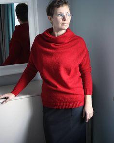 Holiday Sweater, Knitwear, Turtle Neck, Knitting, Sweaters, Instagram, Fashion, Moda, Tricot
