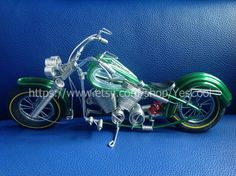 Hey, I found this really awesome Etsy listing at https://www.etsy.com/listing/168696902/handmade-harley-davidson-aluminium-wire