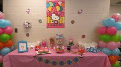 Hello Kitty Party #hellokitty #party