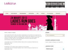 LadiesRun Goes.nl | Evenement | Goes, Zeeland | Website Zeeland