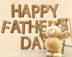 HAPPY FATHER'S DAY! !