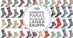 Ilmainen ohje lasten kaarrokevillapuseroon - Taito Itä-Suomi Baby Knitting Patterns, Tricot, Knitting Sweaters