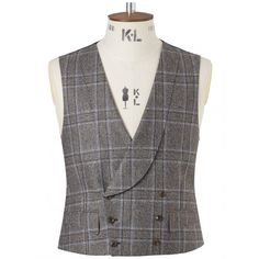 Image result for Prince of Wales check waistcoat
