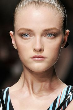 Vlada Roslyakova for Versace