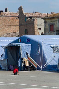 Terremoto - Emilia Romagna