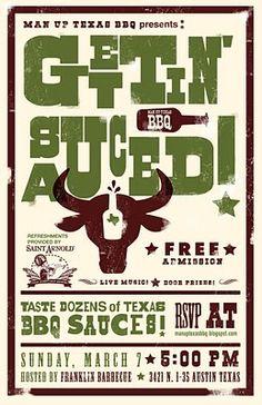 Similar Houghton Palooza poster design? Texas Bbq Sauce, Bbq Menu, Barbecue Restaurant, Restaurant Ideas, Nashville Farmers Market, Ceramic Grill, Best Bbq, Typography, Lettering