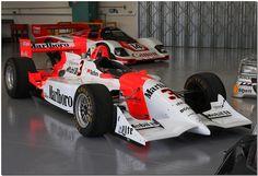 1997 Penske Mercedes Benz PC26 CART Indycar.
