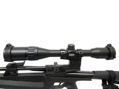 The IZH 61 Baikal is a .177 caliber, side cocking, air rifle with adjustable trigger, and adjustable synthetic stock. It's loaded with a 5 round removable clip. This one comes with a carrying case, Leapers 4×32 AO scope, a bipod, Butler Creek shoulder strap, and the instruction manual. The metal and stock are in very …