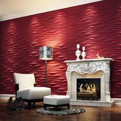 Branches 3D Wall Panels (32 Square Feet) | Overstock.com Shopping - The Best Deals on Wall Paneling