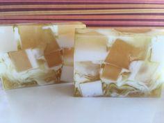 Calamondin Sea Salt Scented Soap  Glycerin by SeasideSoapKitchen