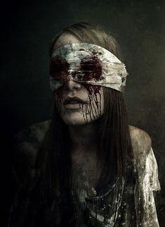 Halloween Zombie Make Up Looks