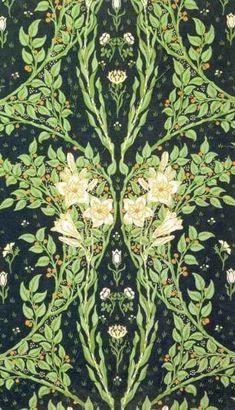 Wallpaper, Walter Crane