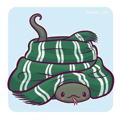 discount illustration Nagini in a Slytherin scarf! Im a big fan of drawing cute danger noodles This is the last chance to enter my giveaway! And to get a off discount code on my etsy the winners will be randomly chosen tomorrow Harry Potter Anime, Casas Do Harry Potter, Images Harry Potter, Arte Do Harry Potter, Cute Harry Potter, Harry Potter Drawings, Harry Potter Fandom, Harry Potter World, Harry Potter Memes