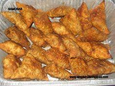 Indian Recipes - Samosa