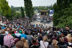 Fete de la Musique, via Flickr © visitBerlin | Scholvien More information on #Berlin: visitBerlin.com