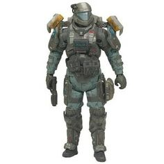 Halo Reach McFarlane Toys Series 3 Action Figure