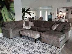 Living Room Furniture Piedmont Sectional Living Room Furniture