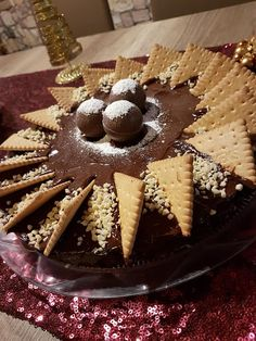 Tiramisu, Food And Drink, Ice Cream, Sweets, Vegan, Chocolate, Christmas Ornaments, Ethnic Recipes, Desserts