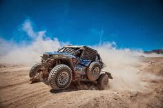 Xtremeplus' Willy Alcaraz Wins Fourth Dakar in Polaris RZR XP 1000