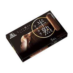 半熟ショコラ - 食@新製品 - 『新製品』から食の今と明日を見る!