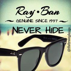 FASHION-Eyewear [Ray Ban]