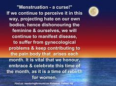 #menstruation