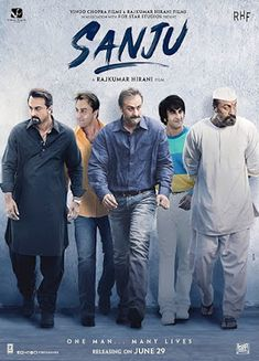 Sanju All Songs Lyrics of Hindi Movie starring Ranbir Kapoor, Paresh Rawal, Manisha Koirala, Dia Mirza and Sonam Kapoor. It is directed by Rajkumar Hirani. Ranbir Kapoor, Sonam Kapoor, Rishi Kapoor, Free Movie Downloads, Hd Movies Download, Streaming Hd, Streaming Movies, Jurassic World, Film Box Office