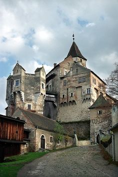 Pernštejn Castle near Brno