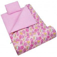 Fairies Sleeping Bag | LittleGirlStyle.com