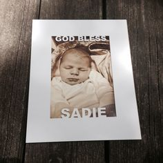 personalized name frame with custom matting baby girl gift girls