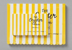 Good design makes me happy: Project Love: The Oyster Inn