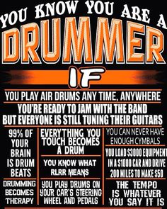 For all the drummers out there ;)