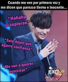 Ideas Memes Kpop English Exo For 2019 Funny Diet Jokes, Funny Memes, Girlfriend Humor, Boyfriend Humor, Exo Memes, Best Friends Funny, Memes In Real Life, Drama Memes, Kpop Exo