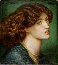 Bruna Brunelleschi -- Jane Burden Morris