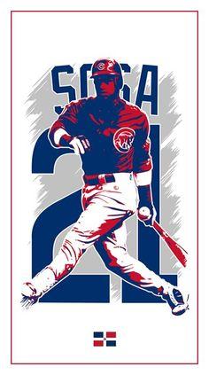 Sammy Sosa, Chicago Cubs, Mlb